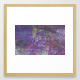 Abstract 4003 Framed Art Print