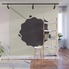 Rorschach Test Wall Mural