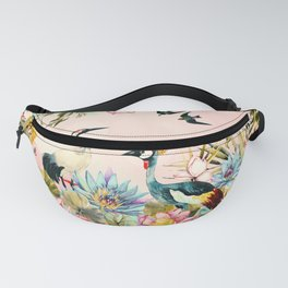 Landscapes of birds in paradise 2 Fanny Pack