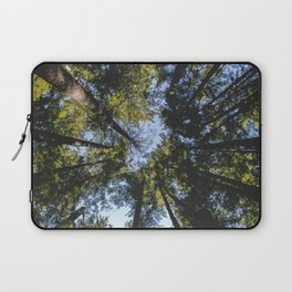 Vancouver Tree Tops Laptop Sleeve