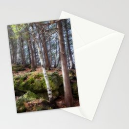 Dreamforest1 Stationery Cards