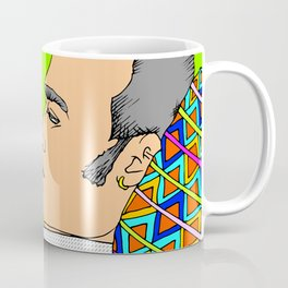 I Want my MTV the way it used to be, 90's Ewan McGregor Illustration Coffee Mug