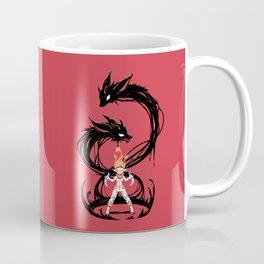 Fox Summoner Coffee Mug