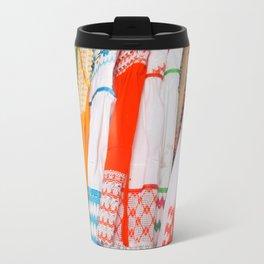 MEXICO CLOTHESLINE Travel Mug