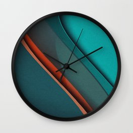 Monsoon Wall Clock