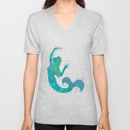 Love Mermaid Unisex V-Neck