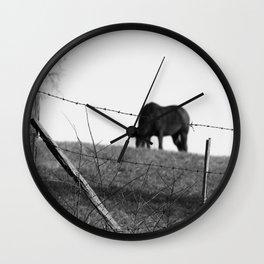 Patterson Hill Fine Art Photography Wall Clock