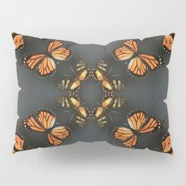 Butterfly Symmetry Pillow Sham