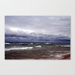 Great Lake Superior Canvas Print