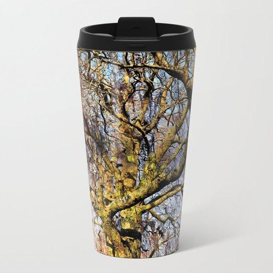 Magic Dream of a Tree Metal Travel Mug