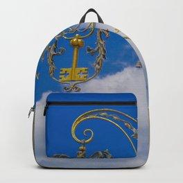 The golden key Backpack