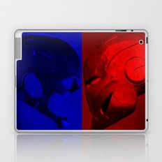 Civil War: Team Cap VS Team Ironman Laptop & iPad Skin