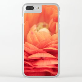 Soft Layers Clear iPhone Case