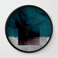 venom Wall Clocks featuring Venom by SUBLIMENATION