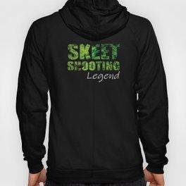 Skeet Shooting Legend Hoody
