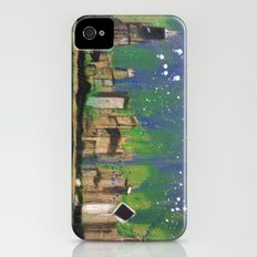 Chicago Night iPhone (4, 4s) Slim Case
