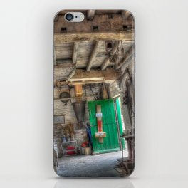 New Hall Water Mill iPhone Skin