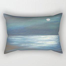 A Walk in the Moonlight AC151201-12 Rectangular Pillow