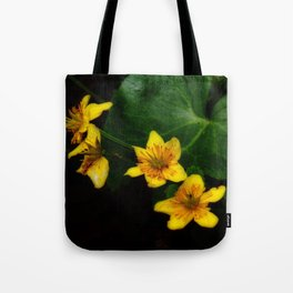 Marsh Marigold Tote Bag