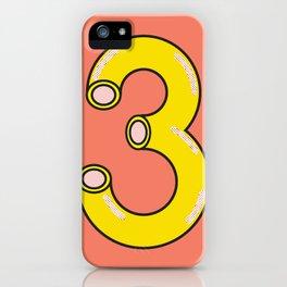 Macaroni 3 iPhone Case