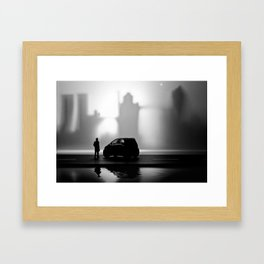In Limbo Framed Art Print