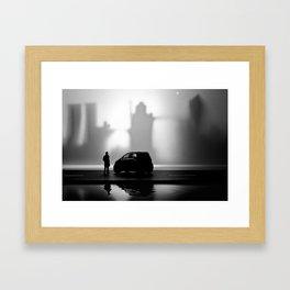 In Limbo Framed Art Print