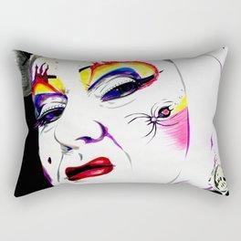 Sister Nora Torious Rectangular Pillow