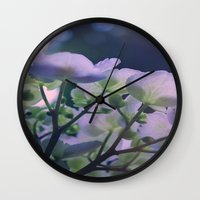 peter pan Wall Clocks featuring peter pan  by jnzdesign