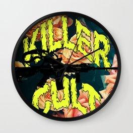 Killer Cult Wall Clock