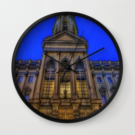 Tall and royal Wall Clock