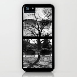 Take Off Your Sunglasses iPhone Case