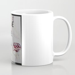 I'VE READ THE SAME PAGE FOUR TIMES. I HAVE NO IDEA WHAT IT SAYS. Coffee Mug