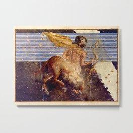 Sagittarius - Uranometria Collection Metal Print