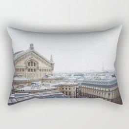Paris, France Rectangular Pillow