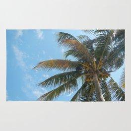 Sunny Palm Rug