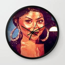 Queen Bella Wall Clock