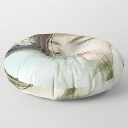 Pond Floor Pillow