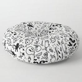 spooky Floor Pillow