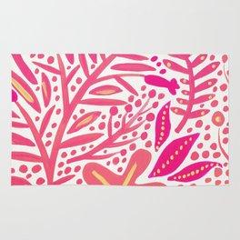 Garden – Pink Palette Rug