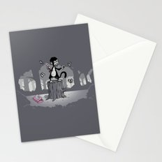 Grandoise delusions Stationery Cards