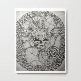 5 Years Metal Print