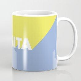BONITA Blue Coffee Mug