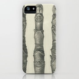 Three Sticks iPhone Case