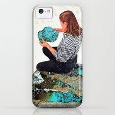 TURQUOISE iPhone 5c Slim Case