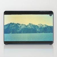 alaska iPad Cases featuring Alaska by Taylor Palmer