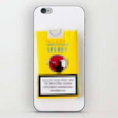 pixel spirit iPhone & iPod Skin