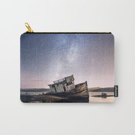 Shipwreck under the stars Carry-All Pouch