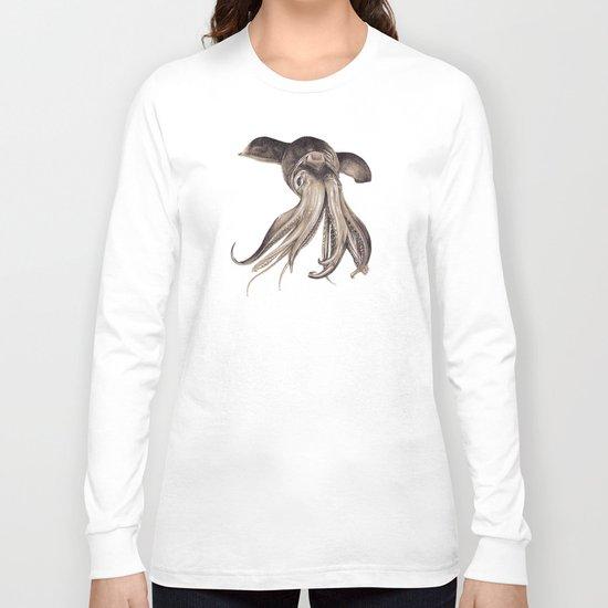 Humboldt Squid #2 Long Sleeve T-shirt