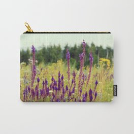 Rustic flowers photos Nature photography print Country photo Home decor Gift for friends Carry-All Pouch