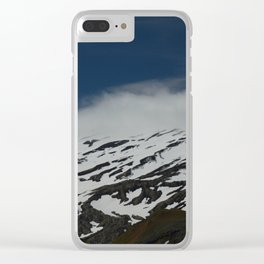 up there Clear iPhone Case